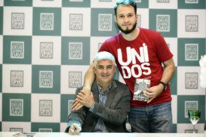 Pr. João e seu filho Pr. Jonathas Queiroz.