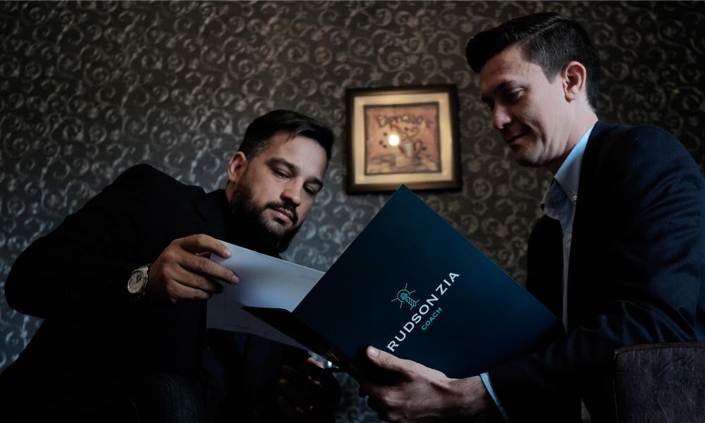 Life e Business Coaches – Weder Anselmo e Rudson Zia