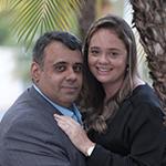 Leonardo Marcatti e Bárbara Calembro
