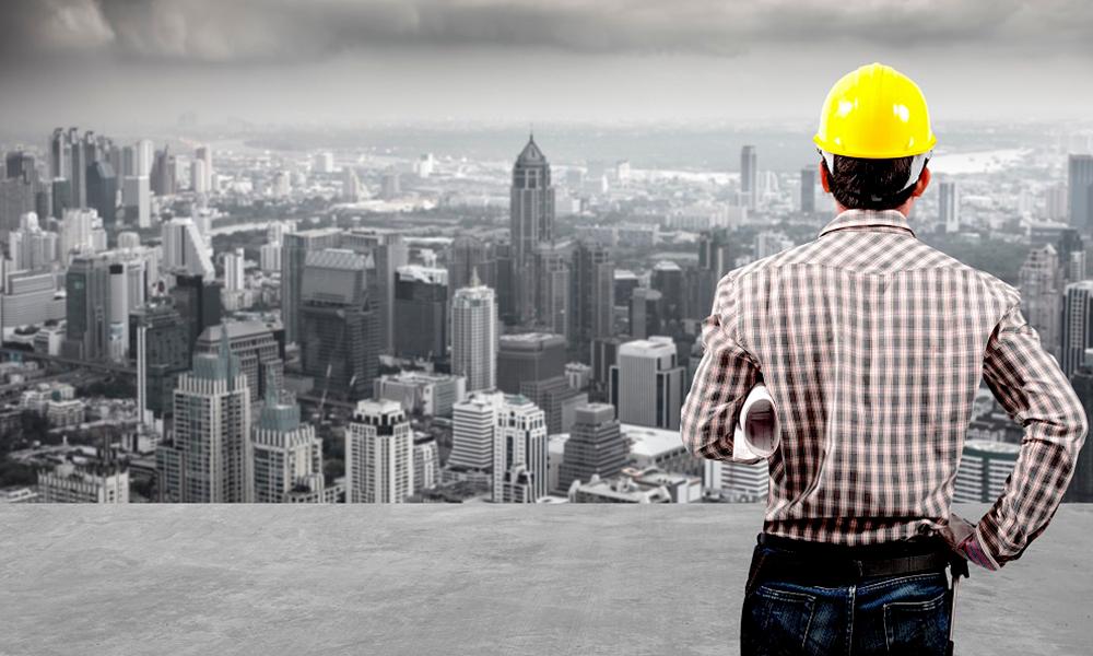 Em construção… deixando Jesus ser o arquiteto