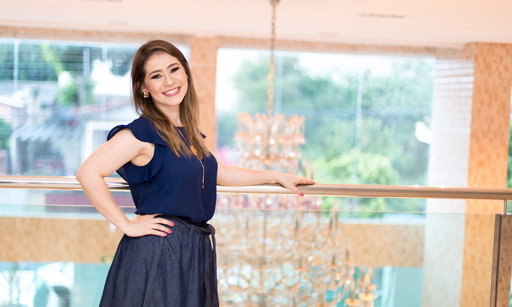 Entrevista com Alline Barcellos
