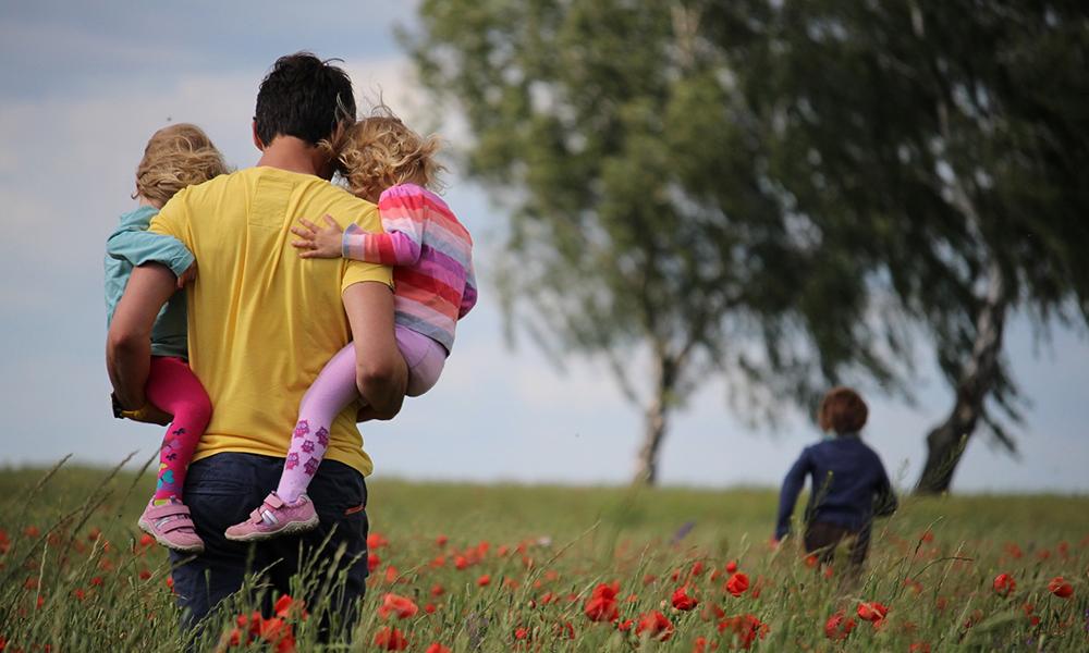 Sete atitudes que podem gerar um caráter de paternidade