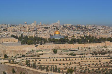 Israel: o deserto floresceu!