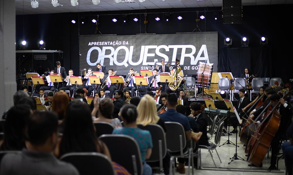 Entrevista com a Orquestra Sinfônica Jovem de Goiás