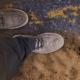 rocha ou areia