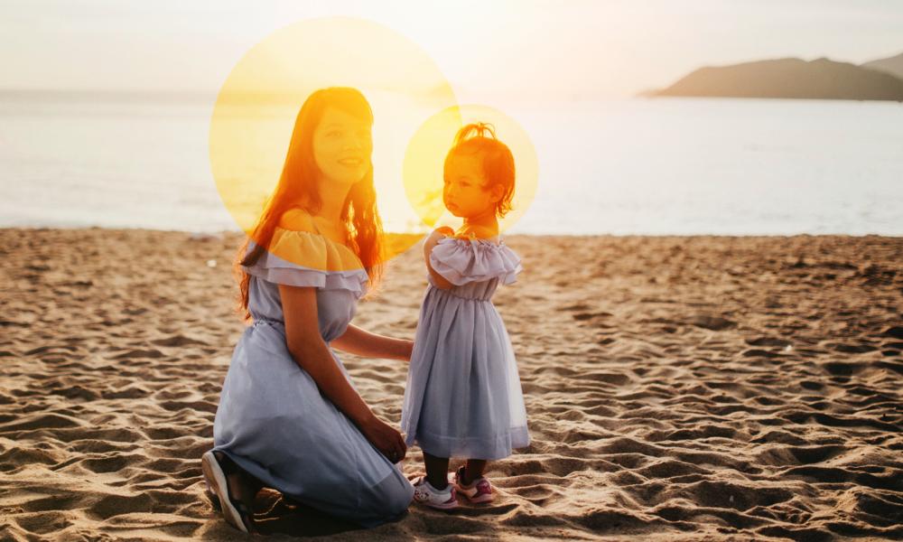 Ser mãe muda a nossa história
