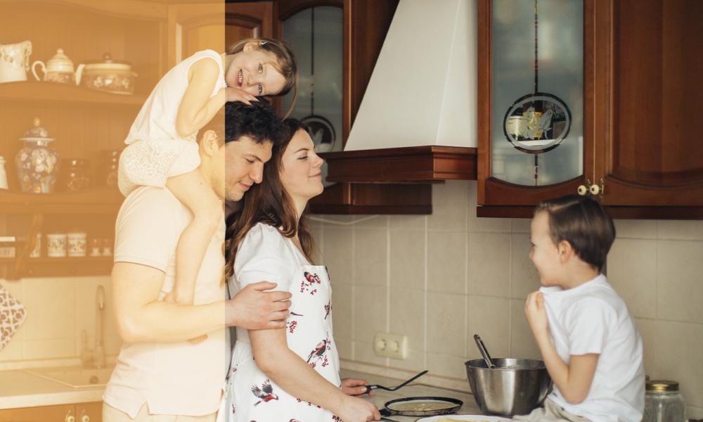 Divisão de tarefas: criando adultos responsáveis