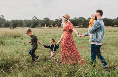 Família: o propósito de Deus para as gerações