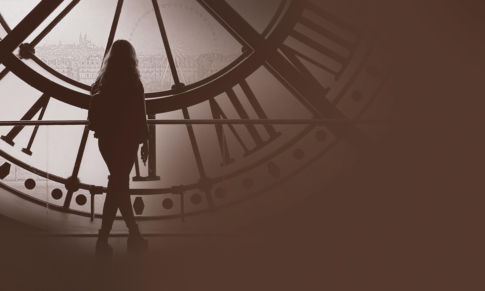 tempo de avançar