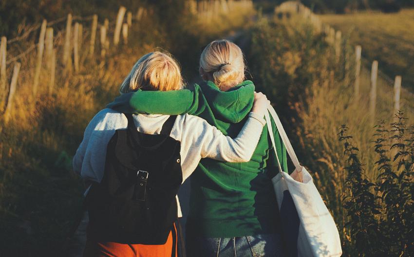 Os valores de uma amizade verdadeira