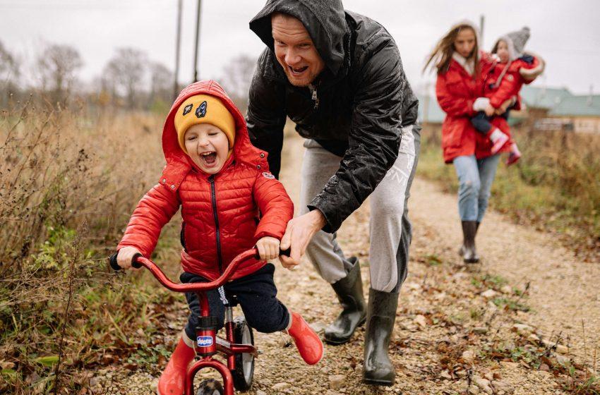 Criando filhos saudáveis para o Reino